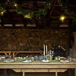 A Farm Thanksgiving on Martha's Vineyard