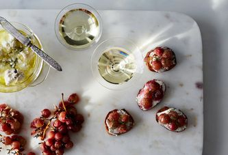 9 Sweet, Slumpy Reasons to Put Your Grapes in the Oven