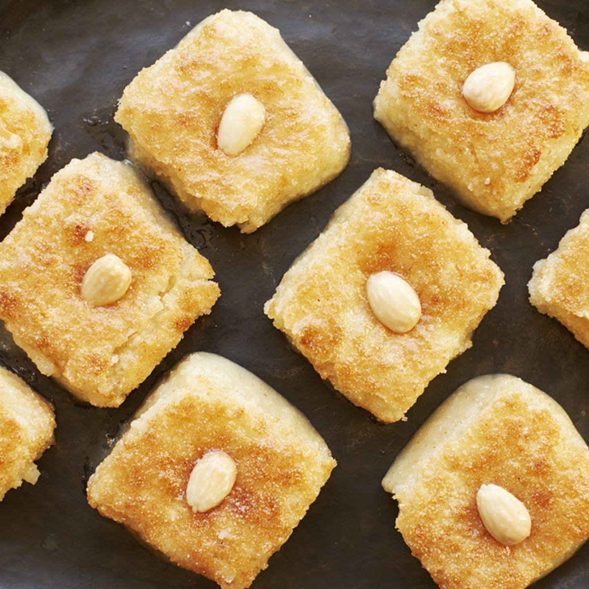 My Mom S Egyptian Style Basbusa Recipe On Food52