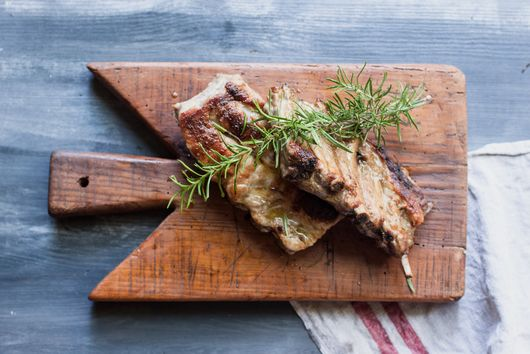 Rosticciana (Tuscan Grilled Pork Ribs)