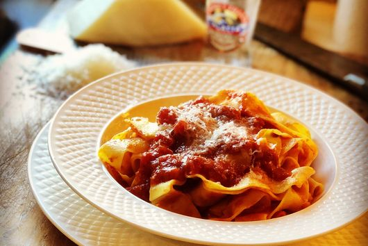 Marcella Hazan's Famous Tomato Sauce, with Anchovies