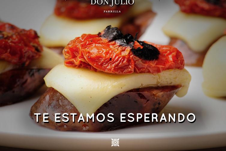 Chorizos Don Julio