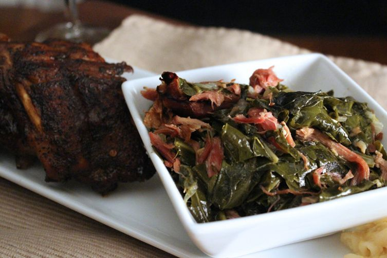 Southern-Style Collards