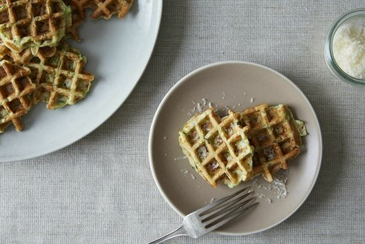 Will Zucchini Waffle? (Yes, It Will.)