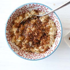 Hold the Cinnamon—Make Green Curry Oatmeal Instead