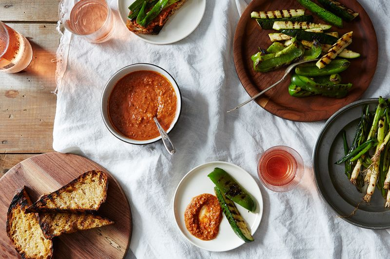 How to Make Salsa Romesco Without a Recipe