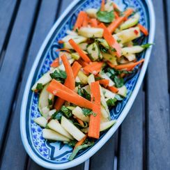 Thai-style Green Apple Salad