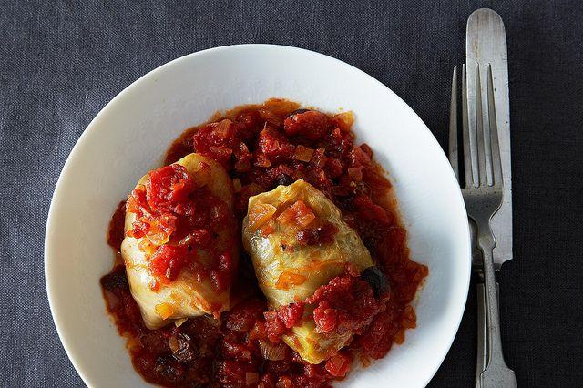 Stuffed Cabbage on Food52