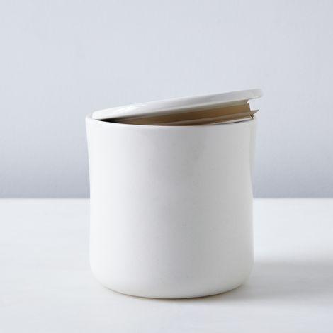 Porcelain Coffee & Tea Canister
