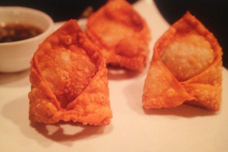 Mandoo (Korean Dumplings)