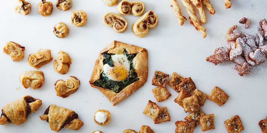 The bonus snacks you get each time you make a pie crust