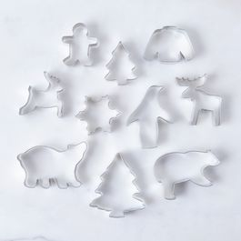 Winter Cookie Cutter Set