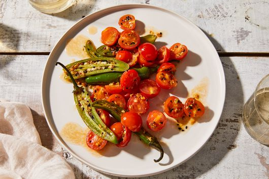 The Very Best Way to Cook Cherry Tomatoes