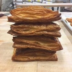 Inverted Puff Pastry