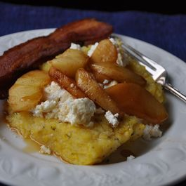 5fc17d2a 7101 459a 9e4c 4d985e1e1a8a  polenta with ricotta and apple 3