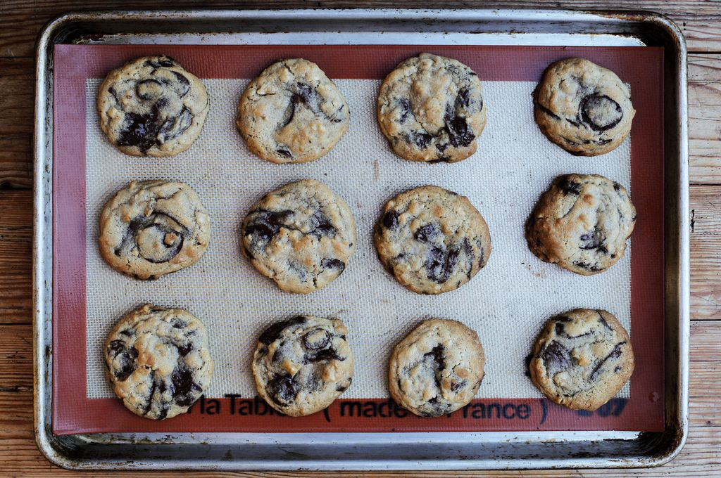 Pefect Chocolate Chip Cookie Recipe