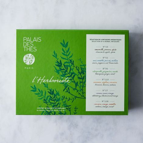 Herbal Teas Gift Box