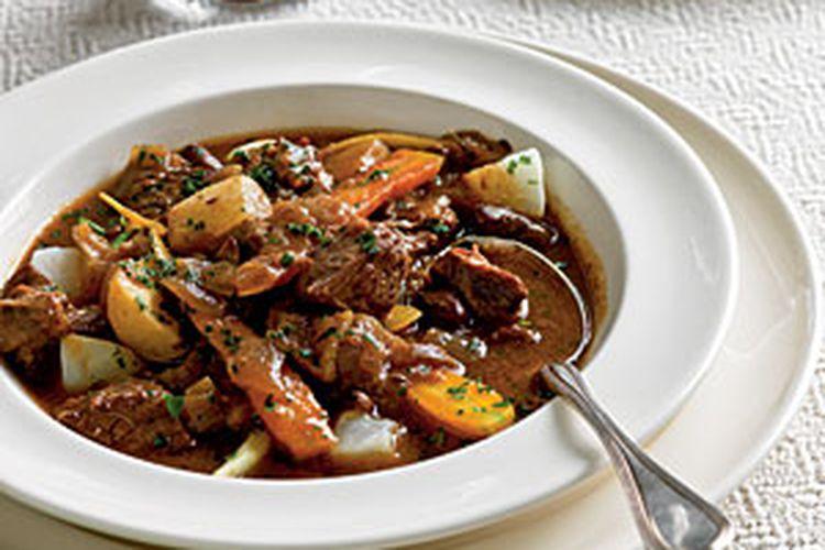 Crock Pot Guinness Stew Recipe On Food52