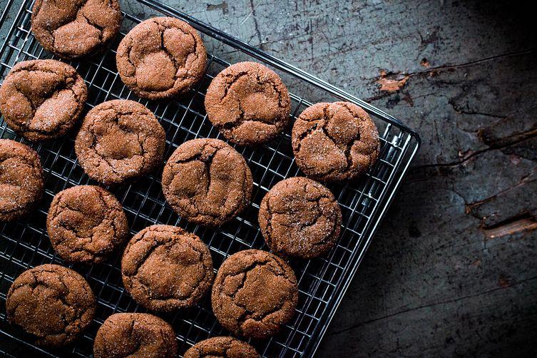 Smoky Cardamom Ginger Molasses Cookies Recipe On Food52