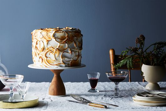 A Dreamy Cake You Can Dress Up or Down for the Holidays