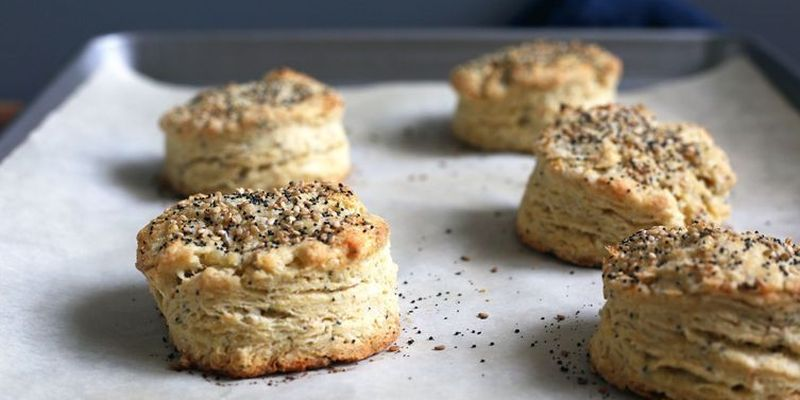 Scatter some on scones, too