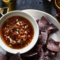 A Smoky Grilled Salsa So Good, You'd Better Make a Double Batch