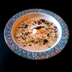 Sweet Corn and Tortilla Vichyssoise