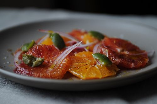 Blood Orange Salad on Food52