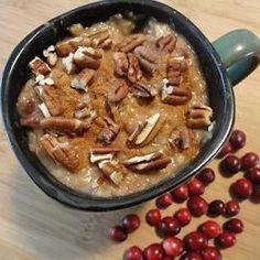 Autumn Harvest Slow-Cooker Oatmeal