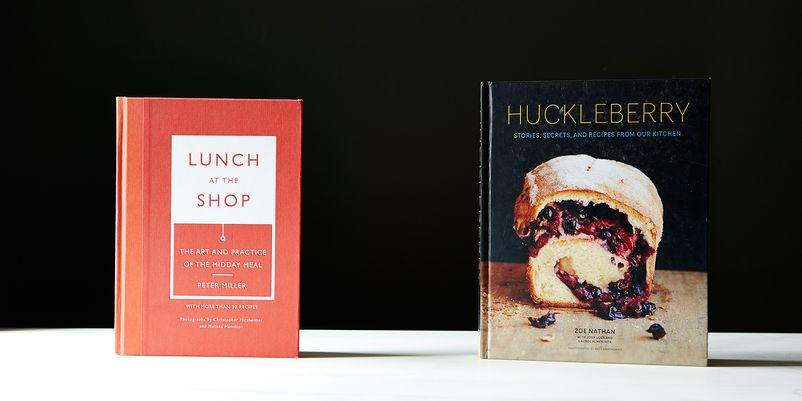 Lunch at the Shop vs. Huckleberry