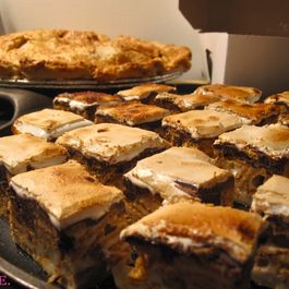 S'more Cereal Bars Please!