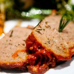 Rosemary Turkey Meatloaf