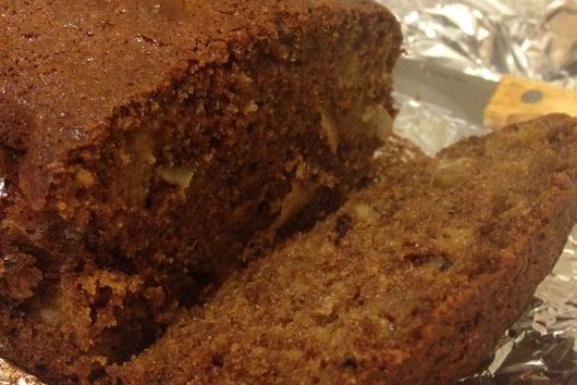 Apple Madness Honeycrisp Apple Bread