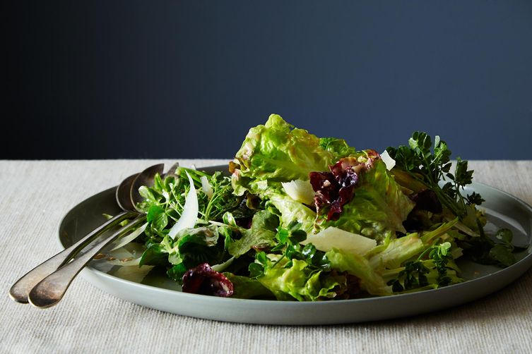 Molly Wizenberg & Brandon Pettit's Red Wine Vinaigrette