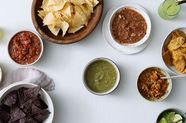 A Make-Ahead, Mexican-Inspired Feast Starring Grilled Salsa, Pernil, and More