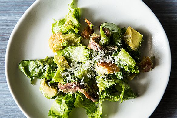 Caesar salad from FOod52