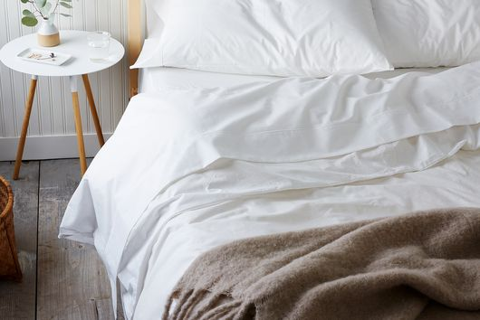 10 Bed Sheets So Soft, You'll Have a Hard Time Getting Guests to Leave (J/K!)