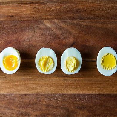 How to Salvage Undercooked Hard-Boiled Eggs