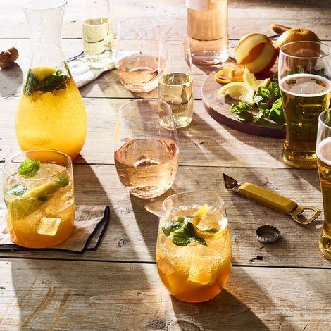 Shatterproof Outdoor Drinkware & Decanters