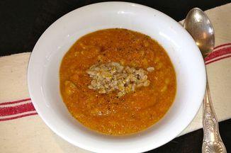 Umbrian Farro Soup Umbra Zuppa Di Farro Recipe On Food52