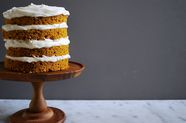 Don't Wait Till the Holidays to Make Vermont Spice Cake