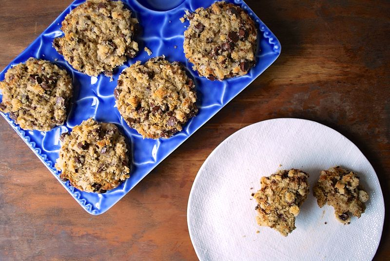 Chocolate Streusel is the Secret to Great Banana Muffins