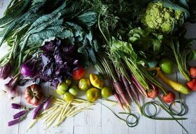 Your Saturday Morning Farmers Market Inspiration