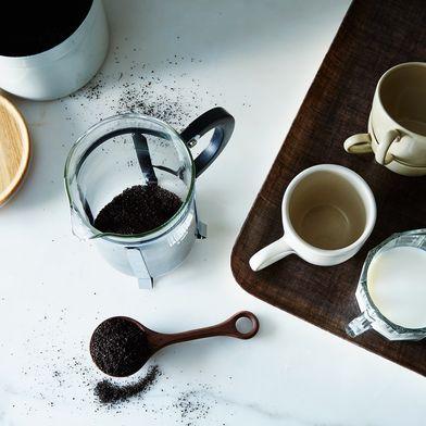 Black Walnut Wooden Coffee Scoop