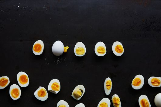 How Professional Chefs Hard-Boil Eggs