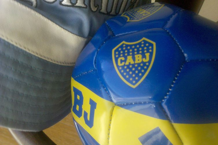 Boca Juniors Sliders