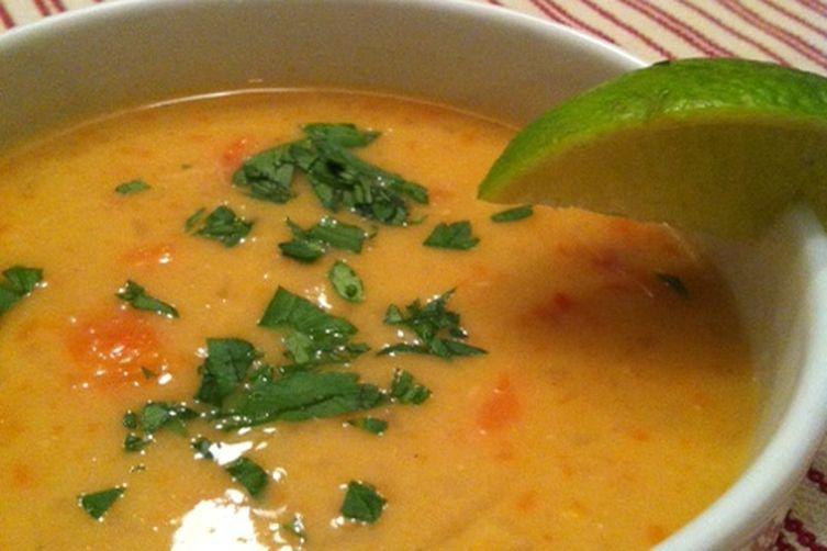 Thai Lentil Soup