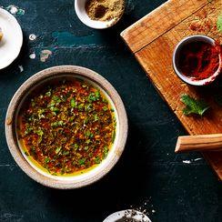 Egyptian Spice Marinade