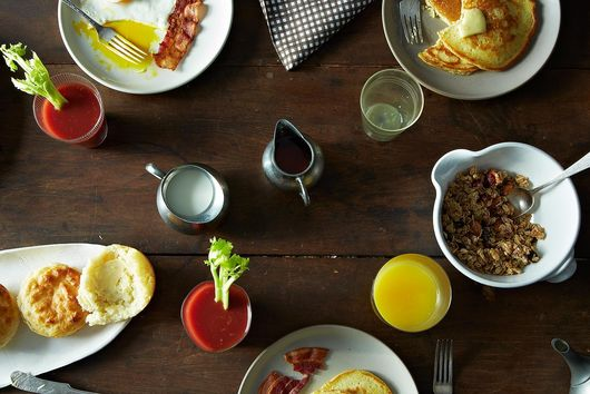 Recipes for our Breakfast Collection