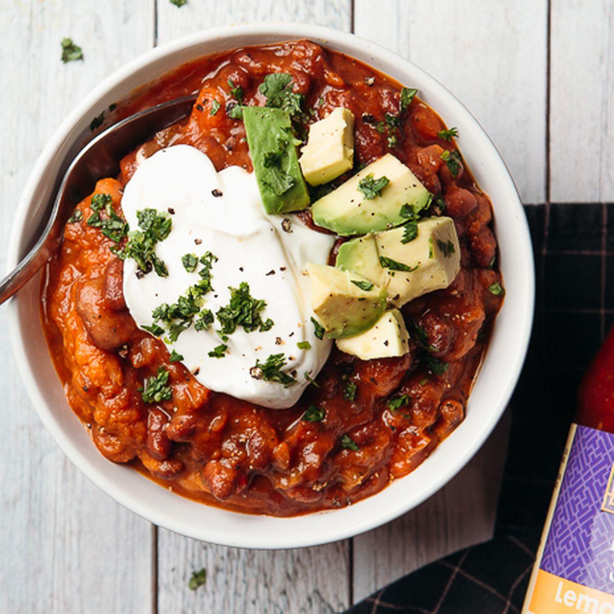Vegan Pumpkin Chili Recipe On Food52